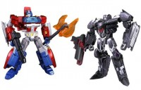 Transformers News: TFSource Site Sponsor News - Takara Tomy TG-24 to TG-27