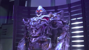 New Stop Motion Advertisement for Movie Masterpiece Megatron