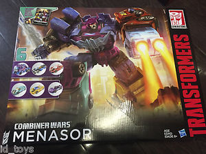 Combiner Wars Victorion, G2 Superion, G2 Menasor All Massively Discounted at Amazon.com