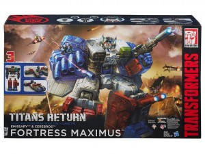 Ages Three and Up Product Updates - Jul 01, 2016New Pre-Orders for Generations Titans Return Fortress Maximus, and Xaiomi Mi 2 Soundwave,  UW-07 Bruticus Set and Titans Return Now In Stock, and more...