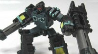 Transformers News: Robot Kingdom Update: New Pictures of PE-01 Shadow Warrior