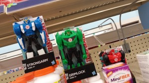 Transformers: Robots in Disguise Titan Guardians Wave 2 and Coin Banks Spotted at US Retail