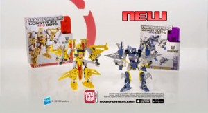 Transformers News: Transformers Construct-Bots Toys & App TV Commercial