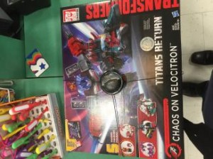Transformers News: Chaos on Velocitron Set Found in Canada and 25% Off Toysrus Sale Begins Friday