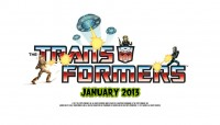 Transformers News: New IDW Crossover Coming in January: Mars Attacks the Transformers