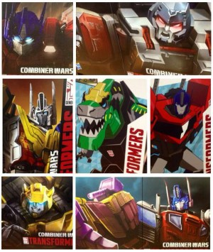 Transformers News: Transformers Generations Combiner Wars Leaked Image - White Ultra Prime Redeco and More