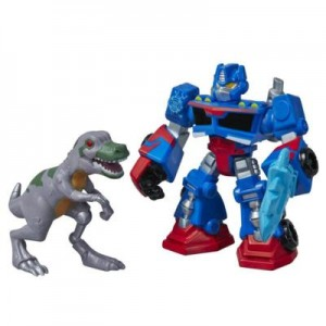 Transformers News: Transformers: Rescue Bots Figures Now Available at HasbroToyShop.com