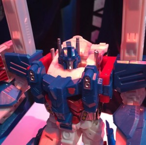 Transformers News: Toy Fair 2015 Coverage - Generations: Combiner Wars Protectobots, Ultra Magnus, Cyclonus, and Legends