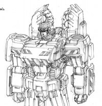 More Transformers Ongoing Concepts by Alex Milne