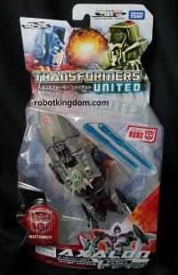 New Takara United In-Package Images: Axalon, Ark Unicron, Optimus Primal, & Beast Megatron