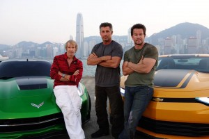 Transformers News: TF: Age of Extinction - Set Photos From Stunt Driver Corey Eubanks