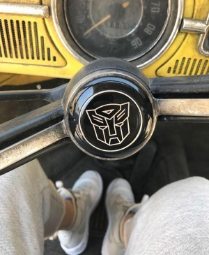 Transformers News: New Image from Transformers Universe: Bumblebee Dashboard and Wheel