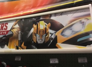 New Transformers Evergreen Designs Found on Toysrus Banners