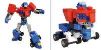 Images of upcoming Animated Diablock Optimus Prime and Bumblebee toys