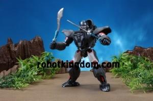 Transformers News: ROBOTKINGDOM.COM Newsletter #1320 Takara Transformers Masterpiece MP-32 Optimus Primal, Unite Warriors UW-08 Computron and More