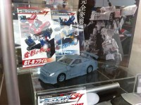 Transformers News: Super GT Optimus Prime Prototype Image and Official Website