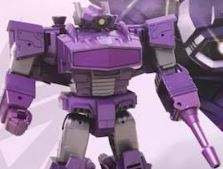 First Look at New Generations Shockwave and Sideswipe from Cyber Battalion Line