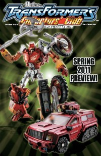 Transformers News: Transformers Collector's Club Reveals Generations Wreck-Gar