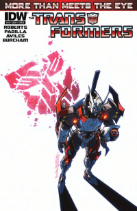 Transformers News: Transformers: More Than Meets The Eye Ongoing #16 Preview