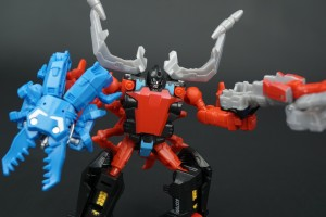 New Galleries: BotCon 2015 Zaptrap with Beet-Chit and Spy-Eye and BotCon 1998 Vice Grip