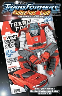 Transformers News: Transformers Collector's Club Issue #37 and BotCon 2011 Theme Teases