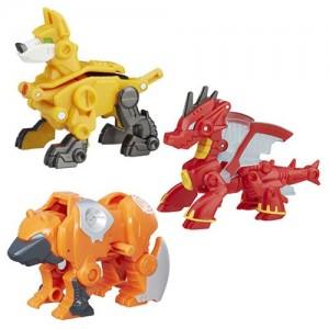 New Transformers: Rescue Bots Listings Online - Bushfire, Swift, Sequoia, Blades, More