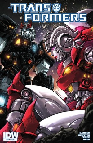 Transformers News: IDW Publishing The Transformers #37 Review