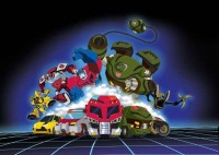 Transformers Animated Headed to the Hub