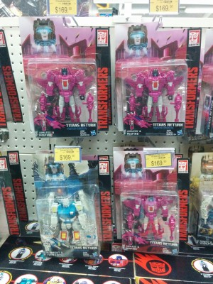 Transformers Titans Return Siege on Cybertron, Wave 5 Found at Hong Kong Retail