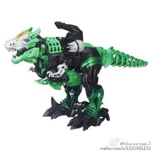 Transformers News: Transformers Robots in Disguise Stomp n' Chomp Grimlock Revealed