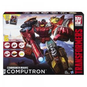 New Images of Transformers Generations Combiner Wars Computron and Cybaxx Name Revealed