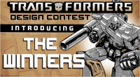 WeLoveFine Transformers T-Shirt Design Contest Winners