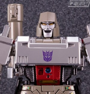Transformers News: Confirmation of Included Accessories in Latest Images for Takara  MP-36 + Masterpiece Megatron