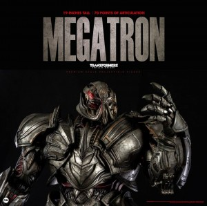 Images of 3A Transformers: The Last Knight Megatron Action Figure