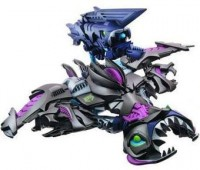 Transformers News: Clearer Official Image of Transformers Prime Beast Hunters Voyager Class Megatron