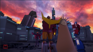 Transformers News: Machinima's Transformers Combiner Wars Episode 8 FINALE REVIEW
