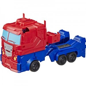 Transformers News: Transformers Authentics Titan Changers Optimus Prime, Bumblebee, Megatron revealed!