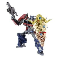 "Transformers News: Additional Images: Toys""R""Us Japan Exclusive Arms Micron Battle Shield Optimus Prime"