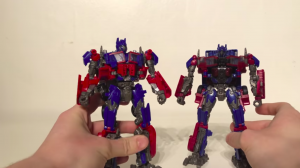 Transformers News: Transformers Studio Series Bonecrusher and Optimus Prime English Reviews