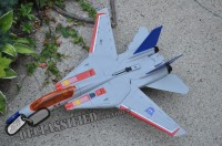Transformers News: In-Hand Images of the SDCC Exclusive Transformers / GI Joe Crossover Starscream Sky Striker