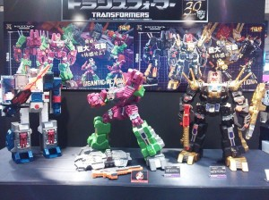 Transformers News: Wonder Festival Shows off Sentinel Gigantic Action Scorponok and  Black Zarak