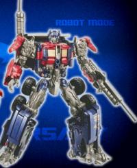 Transformers News: International Tokyo Toy Show 2009 Transformers ROTF Optimus Prime Exclusive