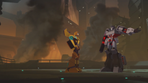 New Trailer for Transformers Cyberverse Animated Series