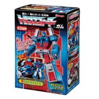 Kabaya Transformers Gum Box Figures - Ultra Magnus, Prowl & Skyfire
