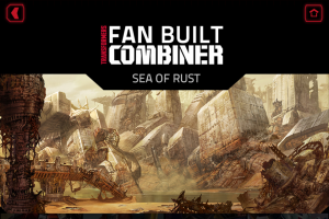 Transformers News: The Combiner Wars Autobot Fan-Built Combiner Hails From The Sea Of Rust