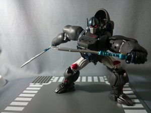 In-Hand - Takara Tomy Transformers Masterpiece MP-32 Beast Convoy / Optimus Primal