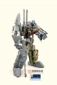 Transformers News: New Images of FansProject Crossfire 02 Upgrade Sets A & B