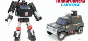 New Video Review of Transformers Earthrise Deluxe Class Trailbreaker