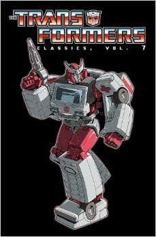 Transformers News: Transformers Classics Volume 7, Movie Collection Volume 2, Dark Cybertron Volume 2 Covers