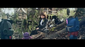 Nationwide Super Bowl commercial featured Loyal Subjects Transformers